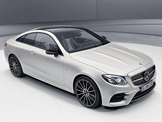 Mercedes će novu E-Klasu Coupe Edition 1 ponuditi u brojčano ograničenoj seriji - Klix.ba