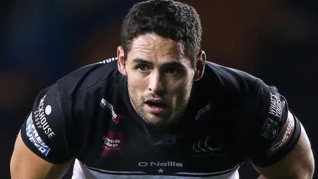 Hep Cahill began his career with Melbourne Storm in the NRL Back-rower Hep Cahill has signed a new two-year deal with Super League side Widnes Vikings. The New Zealand-born forward joined Widnes from Crusaders in 2012 and has since scored six tries in 123 games, including one in 11 this...