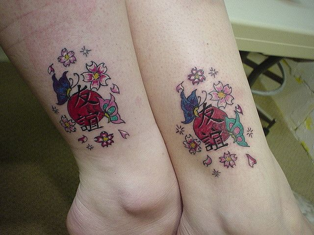 Ideas de tatuajes para compartir con mejores amigos  Tatto Familia Amigos