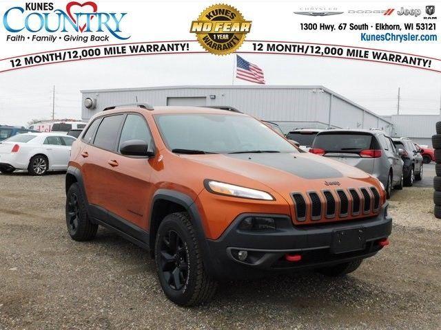 Ebay 2015 Cherokee Trailhawk 2015 Jeep Cherokee Trailhawk 36 248
