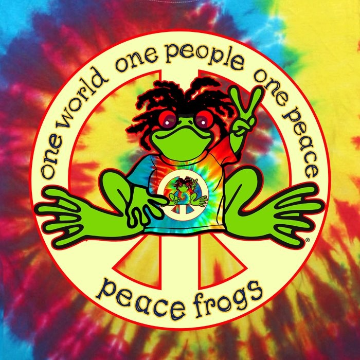 Peace frogs rule