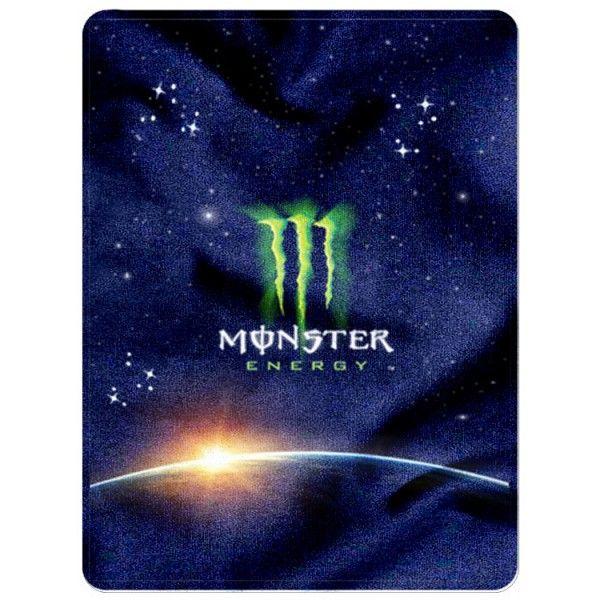 """Monster Energy New Blanket 58"""" x 80""""  (Large) code 1107"""