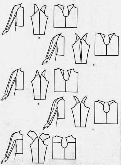 Moldes Moda por Medida: DETALHES DE MODELAÇÃO