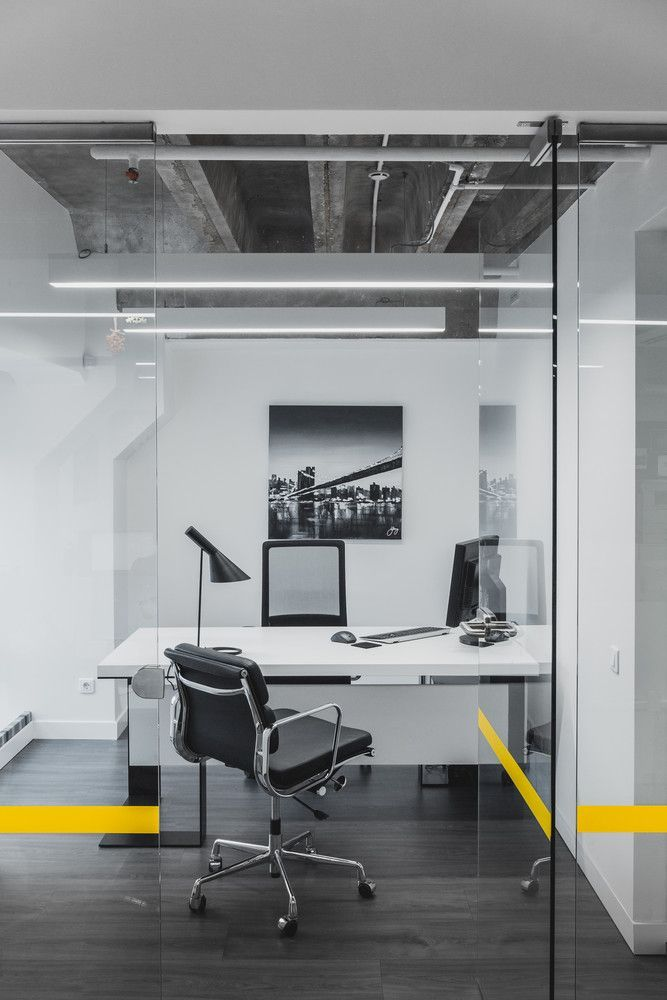 Galera De Diseo Oficina IND Architects