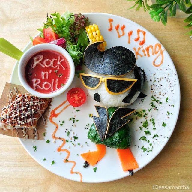 Elvis Presley  - Art Foods