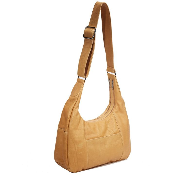 Coronado Leather Conceal Carry American Hobo Purse