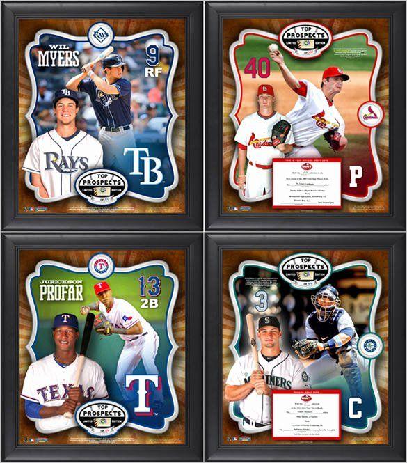 Baseball Card Size Template Luxury 16 Baseball Card Templates Psd Ai Eps Baseball Card Template Baseball Cards Baseball Trading Cards