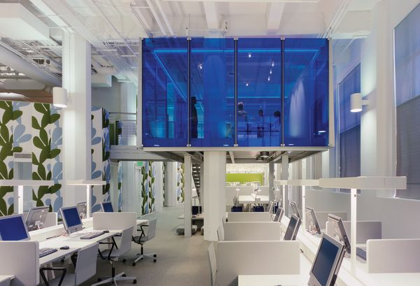 FIDM Los Angeles Annex Studio / Clive Wilkinson Architects