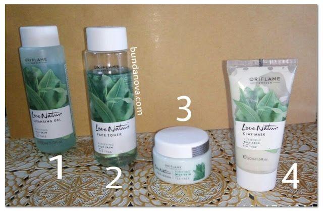 Natur E Face Cream Untuk Jerawat