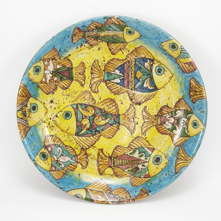 93 best images about The Beauty of Italy: Caltagirone pottery on Pinterest  ...