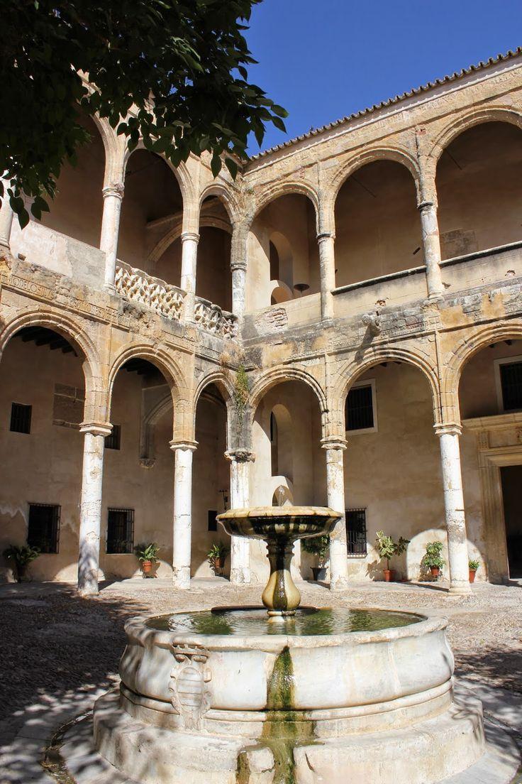 Palacio de los Ribera. Bornos. Cádiz.