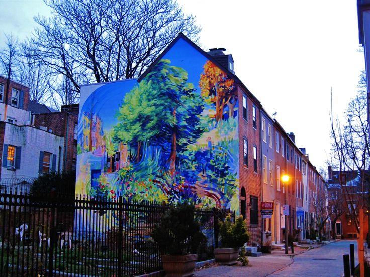 In Philadelphia  Usa.: Houses Art, Street Art Utopia, Art Urban, Colors, Graffiti, Philadelphia Usa, Google Search, Philadelphiausa, Streetart