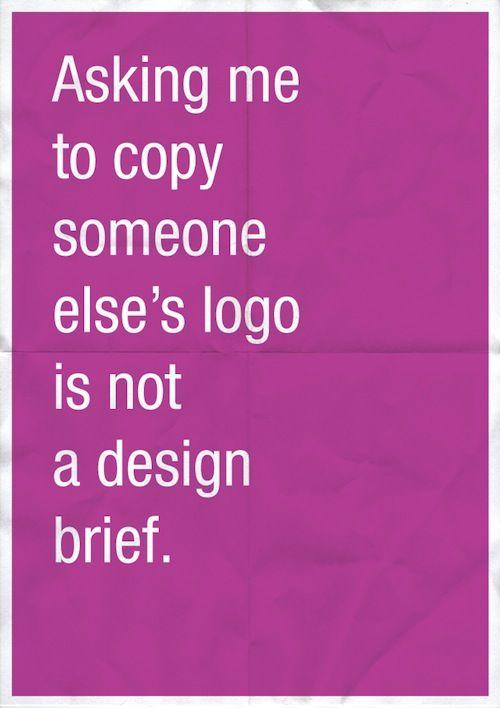 logo design: Logo, Poster, Graphics Design, Designquot, Quotes Pictures, Design Studios, Design Blog, Annek Shorts, Design Quotes