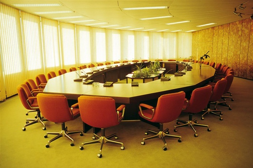 BMW's boardroom   by Jacqueline Hassink 2008