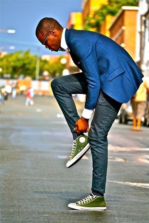mens converse high top sneaker