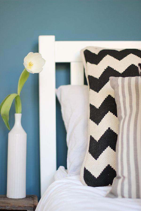 Bedroom makeover with Bu0026Q Growing Spaces