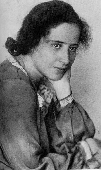 "Hannah Arendt: 1906-1975; Hannah Arendt was a German-American political theorist. Though often described as a philosopher, she rejected that label on the grounds that philosophy is concerned with ""man in the singular"" and instead described herself as a political theorist because her work centers on the fact that ""men, not Man, live on the earth and inhabit the world."" Arendt's work deals with the nature of power, and the subjects of politics, direct democracy, authority, and totalitarianism."