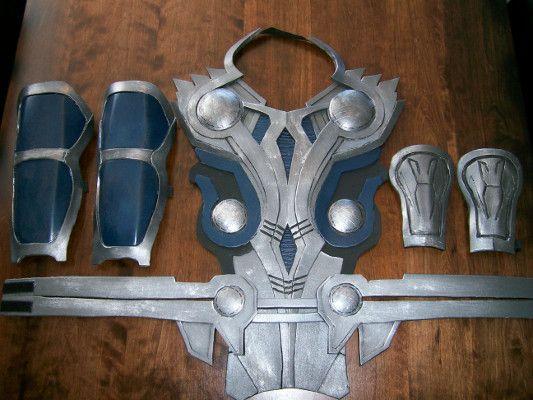 Ultimate Thor Costume Tutorial GuideRedheaded Seamstress…