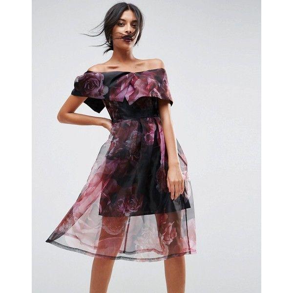 Kleid schwarz asos