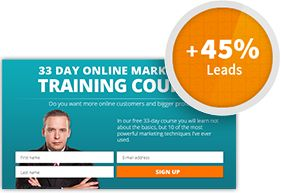 Want to see how lead generation works at its best? Here's your chance!
