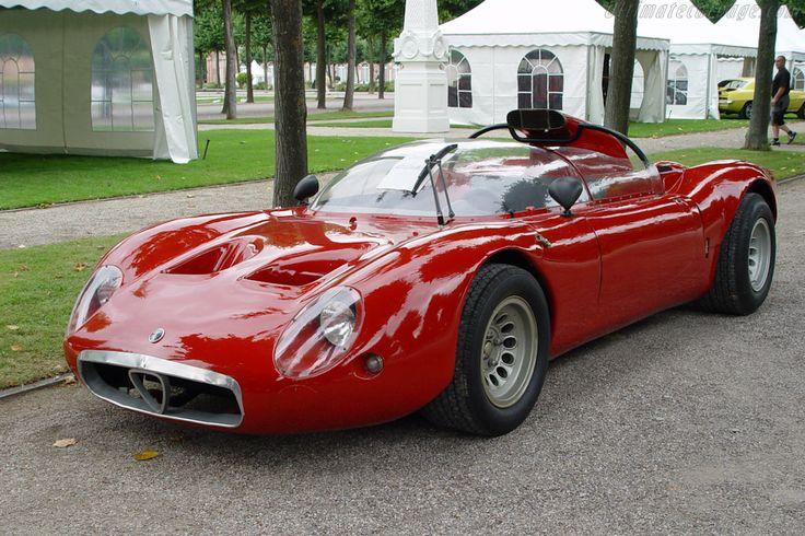 Alfa Romeo 33 Periscopio