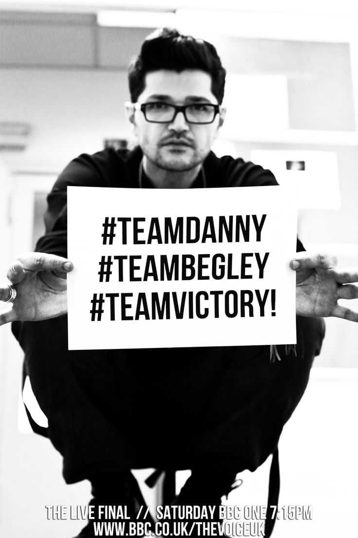 Some words of wisdom from Mr O'Donoghue (and a piece of paper)... #thevoiceuk #teamdanny #dannyodonoghue