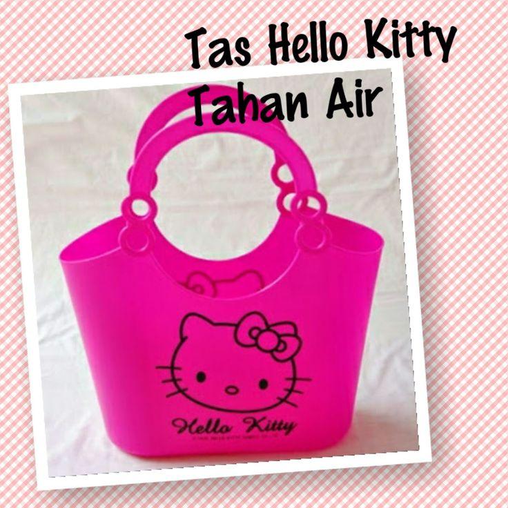 Tas Hello Kitty murah grosir ecer TahaN air ~ Toko Cherish Imut
