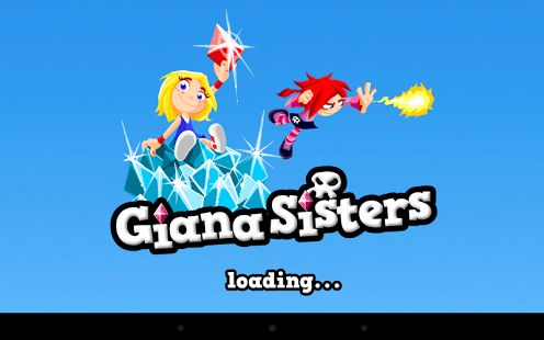 Giana Sisters – miniaturka zrzutu ekranu