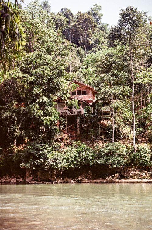 Sumatra Indonesia Analogue