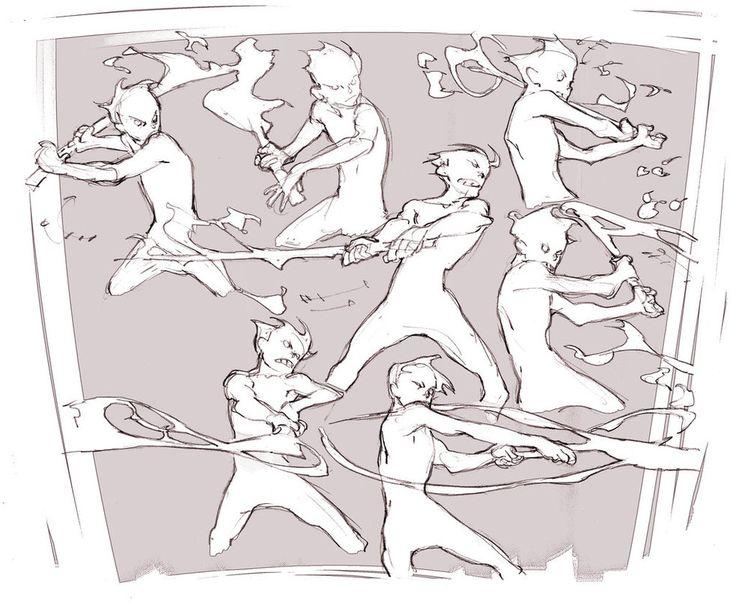 Random swings by NEIGHBORSTUDIOS on deviantART