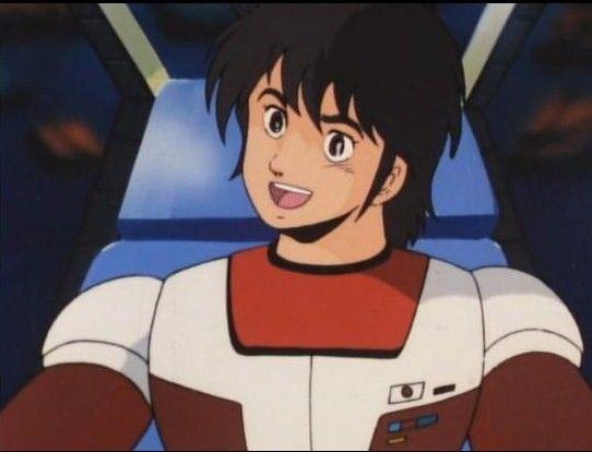 #Saber_Rider_and_the_Star_Sheriffs #Star_Musketeer_Bismarck #Shinji_Hikari #Fireball #screenshot