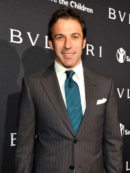 Alessandro Del Piero Photos: BVLGARI And Save The Children Pre-Oscar Event - Red Carpet