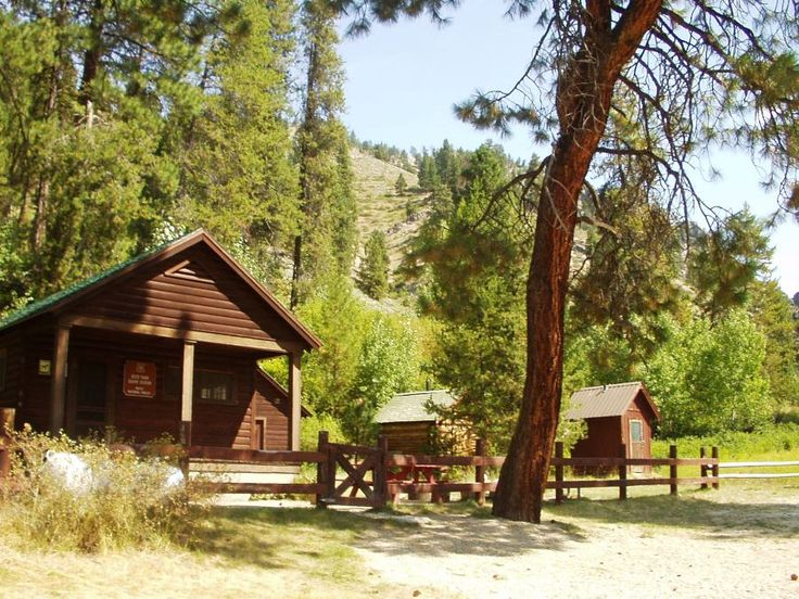 Idaho cabin rentals forest service for National forest service cabins
