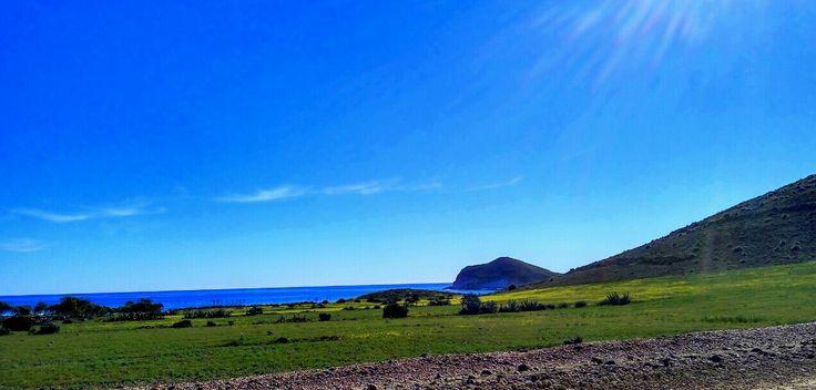 Playa Genoveses - Almería