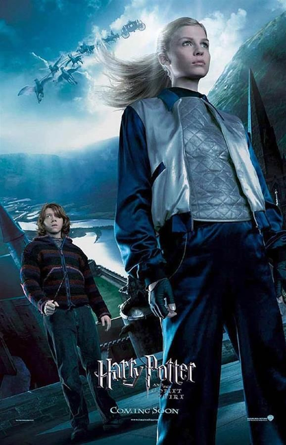 harry potter and the goblit of fire movie posters | ... , Rupert Grint Poster (others) : Harry Potter and the Goblet of Fire