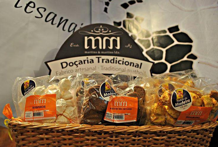 Doçaria Tradicional Madeirense  www.martinsemartins.com
