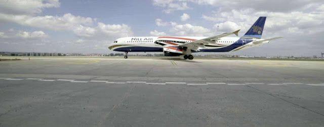 Arabian Journey النيل للطيران تحقق شعارها الخيار الأول للمسافر ج Passenger Jet Passenger Nile