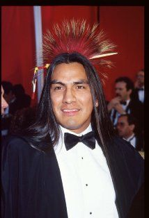 Rodney A. Grant    Native American actor, born the 9th of March, 1959 in Nebraska, USA.