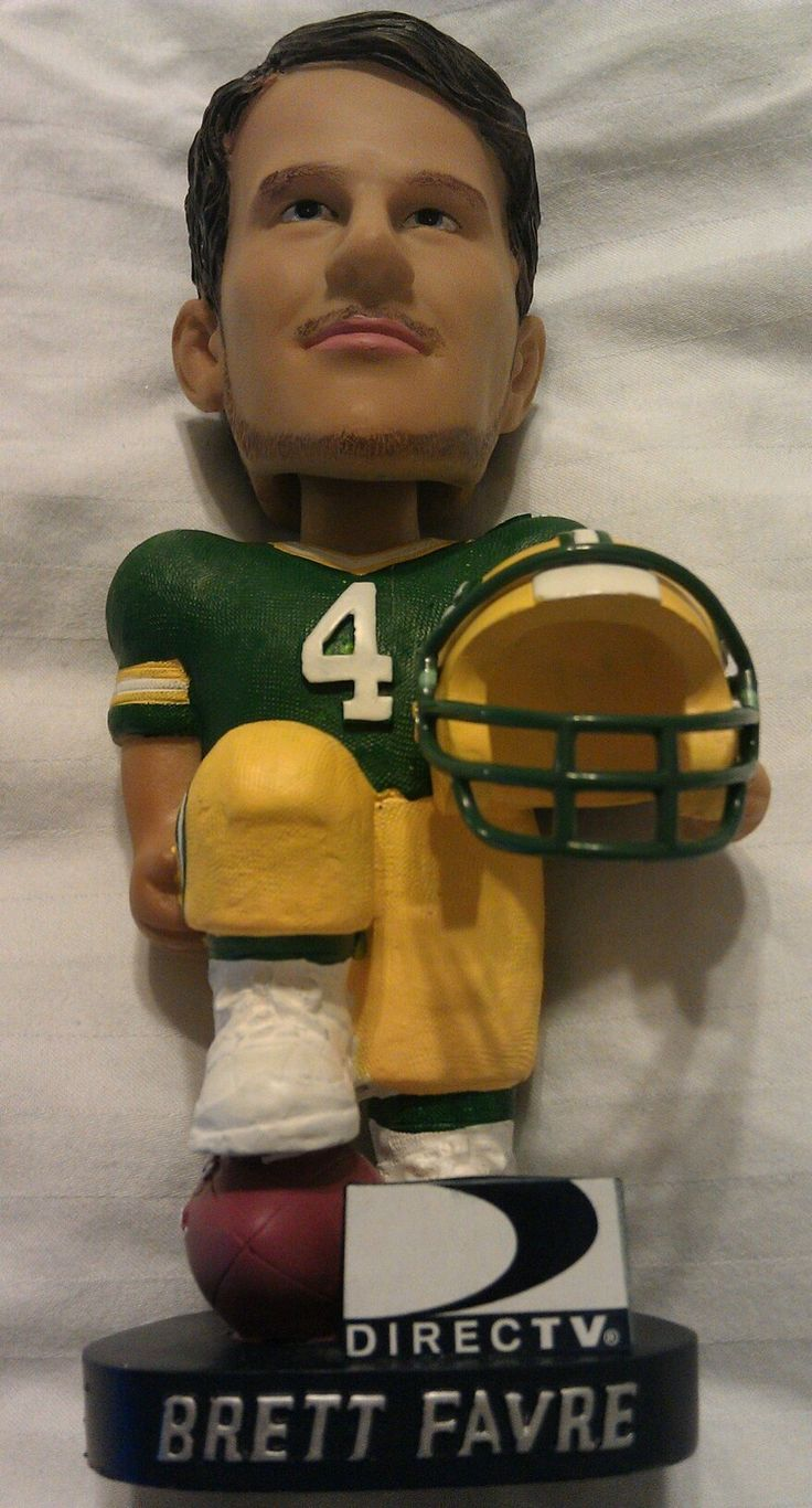 best images about brett favre legends new york brett favre green bay packers limited edition promo bobble head