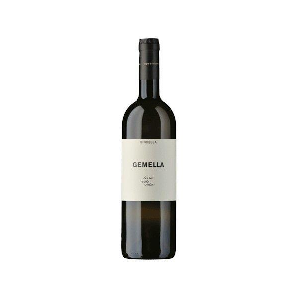 Gemella Sauvignon Blanc 2012 A Vallocaia c' è un posto dove il Sauvignon Blanc ci  regala emozioni. E' un vino fresco ed intenso al naso, con una piacevole acidità.