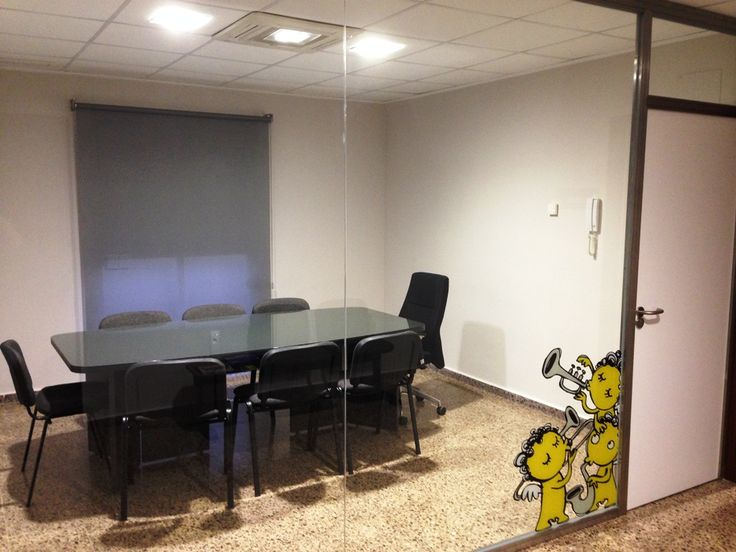 """Aquí nuestra """"sala de máquinas"""" donde habitualmente nos reunimos para conseguir mejorar día a día nuestro servicio"""