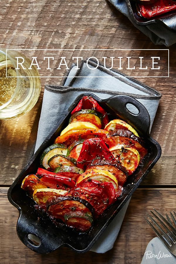 Ratatouille via @PureWow via @PureWow