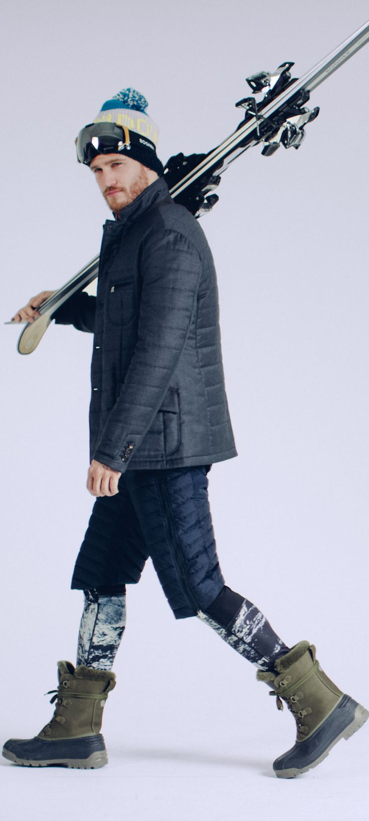 Make sure he hits the slopes this season with incredible style and swagger.