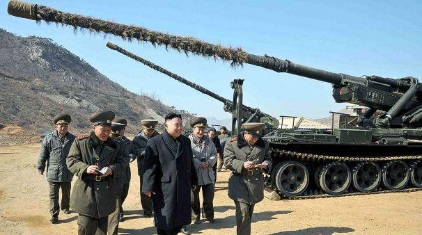 Dan sampai sekarang misteri ini susah untuk dipecahkan tentang dari mana senjata-senjata canggih Korea Utara itu berasal. Walaupun sudah saya jelaskan diatas mengenai beberapa teori yang bermunculan. Namun, mengapa Korea Utara begitu beraninya untuk memulai sebuah peperangan? Siapa dibalik semua itu ? Sampai Korea Utara menantang negara besar adidaya Amerika Serikat ?