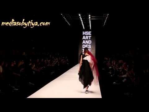 HSE ART&DESIGN на Mercedes Benz Fashion Week Russia осень   зима  2016  ...
