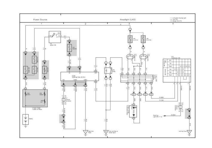 1996 toyota rav4 wiring diagram toyota rav4 wiring dat wiring diagrams  toyota rav4 wiring dat wiring diagrams