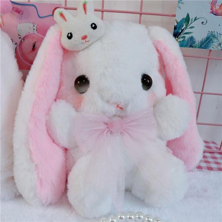 Sweet Picnic Bunny Rabbit Bag in 2021 | Bunny bags, Cute bunny, Bunny