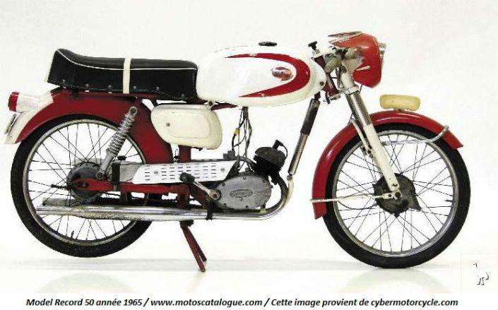 1965 Eysink (Holland) Model: Record 50, 49cc