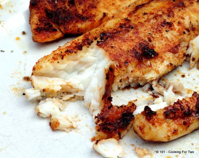 Lemom Paprika talapia recipes | Grilled Paprika Tilapia from 101 Cooking For Two