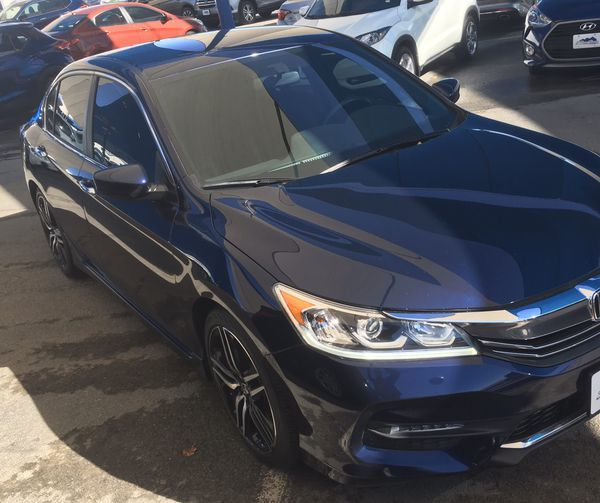 2017 Honda Accord Sport On Sale For 19 788 00 For Sale In El Paso Tx Offerup Honda Accord Sport Accord Sport 2017 Honda Accord